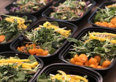 Meal Prep-Salads